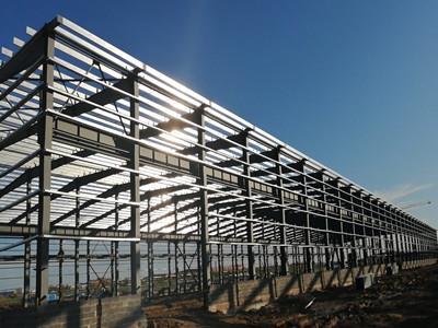 钢结构-钢结构厂房