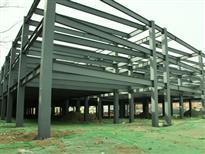建筑钢结构-工业建筑钢结构