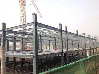 钢结构工程-钢结构工程设计-工程钢结构