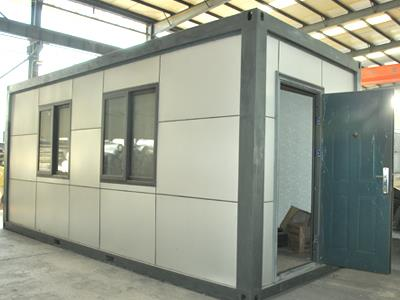 集装箱房-住人集装箱