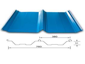 角驰型彩钢板-角驰形彩钢板-角驰Ⅲ型彩钢板