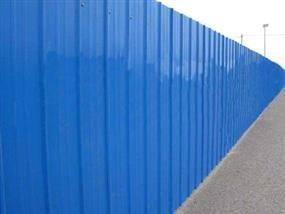 围挡彩钢板-建筑围挡彩钢板