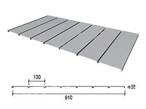 910型彩钢压型板-910型彩钢板