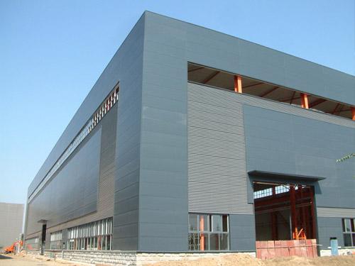 钢结构厂房工程